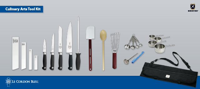 Le Cordon Bleu Culinary Arts Diploma Program Toolkit