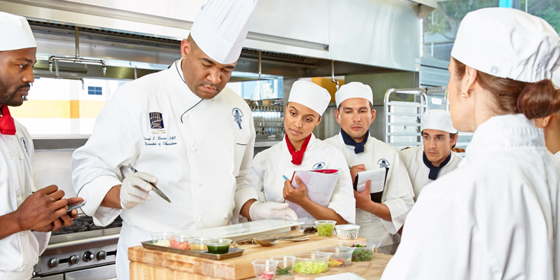 Le Cordon Bleu Cullinary Arts