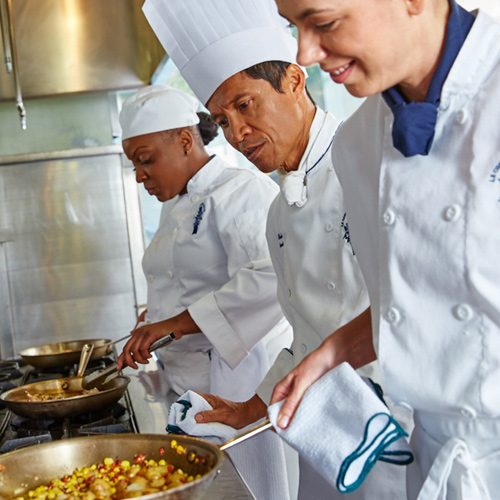 Le Cordon Bleu Culinary Arts Associate Degree Program